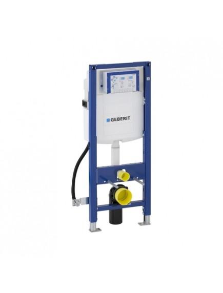 Geberit Duofix WC szerelőelem fali WC részére, UP320 öblítőtartállyal, mozgássérült kivitel