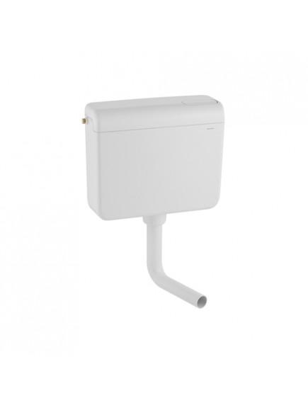 Geberit WC tartály AP112 (Fontana) falon kívüli,  alpin fehér