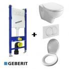 Geberit Duofix Basic WC tartály sze ...