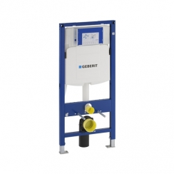 Geberit Duofix WC szerelőelem fali WC részére, UP320 öblítőtartállyal  111.300.00.5