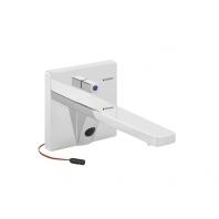 Geberit HyTronic88 automata fali mosdó csaptelep keverővel, hálózati, fényes króm