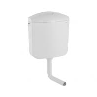 Geberit WC tartály AP117 (Montana Duo) alacsonyra szerelhető, falon kívüli, alpin fehér  136.530.11.1