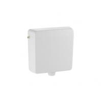 Geberit WC tartály AP123 magasra szerelhető, falon kívüli öblítőtartály (pneumatikus vezérlés) alpin fehér