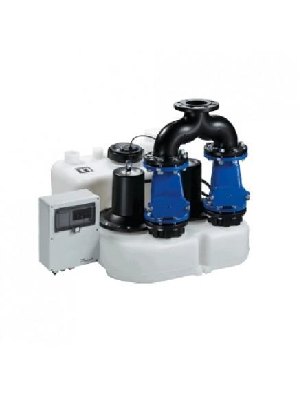 Grundfos  Multilift MD15.1.4 230v, iker szennyvíz átemelő berendezés