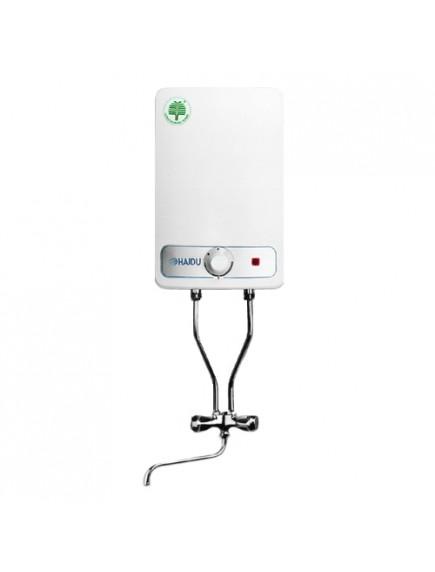 Hajdu villanybojler, szabadkifolyású vízmelegítő, felső elhelyezésű, 5 L