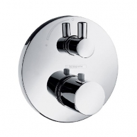 Hansgrohe Ecostat S termosztátos zuhany csaptelep színkészlet