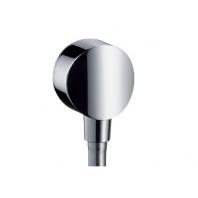 Hansgrohe Fixfit S fali csatlakozó zuhanycsövekhez Dn15