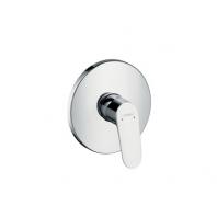 Hansgrohe Focus E2 Egykaros, falsík alatti zuhany csaptelep színkészlet