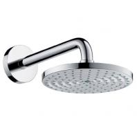Hansgrohe Raindance S 180 AIR tányér fejzuhany DN15, 241 mm-es zuhanykarral