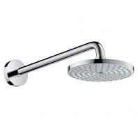 Hansgrohe Raindance S 180 tányér fejzuhany DN15, 241 mm-es zuhanykarral