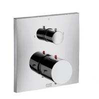 Hansgrohe Starck X termosztátos zuhany csaptelep színkészlet falsík alatti szereléshez, elzáró- és váltószeleppel