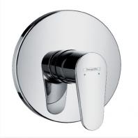 Hansgrohe Talis E2 Egykaros, falsík alatti zuhany csaptelep színkészlet
