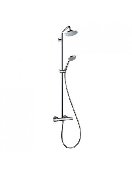 Hansgrohe Croma 100 Showerpipe Dn15 zuhanyszett
