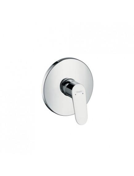 Hansgrohe Focus E2 Egykaros. falsík alatti zuhany csaptelep színkészlet