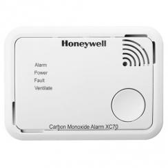 HONEYWELL XC70 szénmonoxid érzékelő vészjelző 7 év garancia