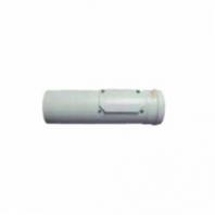 Immergas 60/100 mm egyenes idom nyitható vizsgáló nyílással