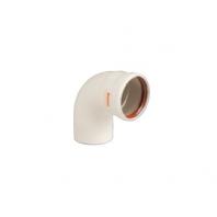 Immergas 80/90mm könyök idom nyitható vízsgáló nyílással