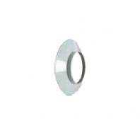 Immergas 80mm takaró gyűrűk fali átvezetéshez fehér