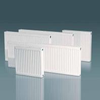 Immergas Radiátor kompakt 11k - 600x500 - egysoros acéllemez radiátor
