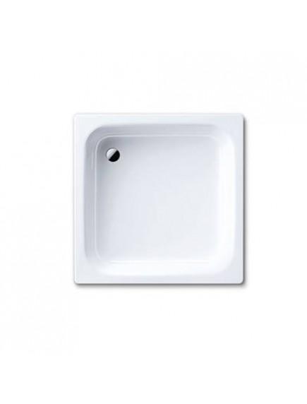 Kaldewei Sanidusch acéllemez zuhanytálca, 100x100x14 cm KALDEWEI397