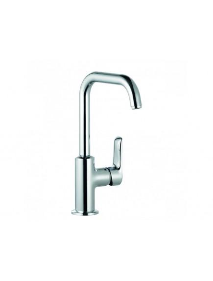 Kludi Pure& Solid egykaros mosdó csaptelep leeresztő szelep nélkül 340240575