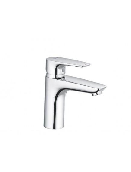 Kludi Pure&Solid egykaros mosdó csaptelep leeresztő szelep nélkül 100