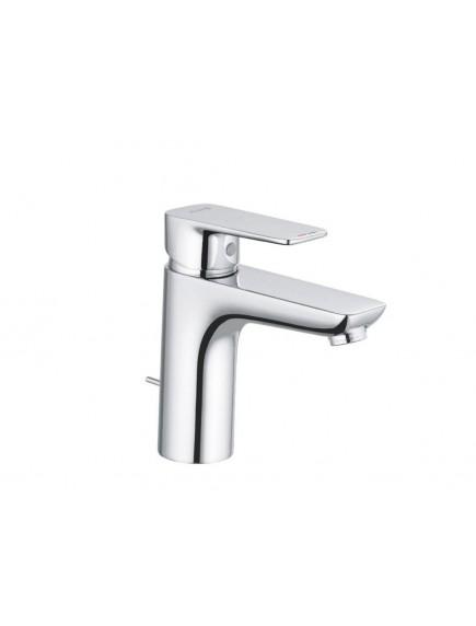 Kludi Pure&Style egykaros mosdó csaptelep 100 króm, leeresztő szeleppel