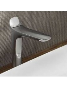 Kludi Amba egykaros mosdócsap mosdótálhoz, magasított kivitel (213 mm), króm színű