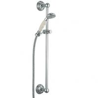 Kludi adlon zuhanygarnitúra, krómozott felületű
