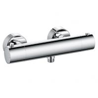 Kludi Objekta-Therm E termosztátos zuhany csaptelep, falra szerelhető