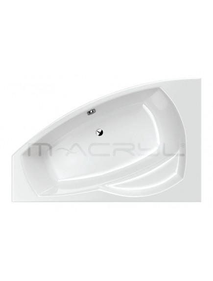 M-Acryl Claudia jobbos sarokkád 170x115 előlap nélküli