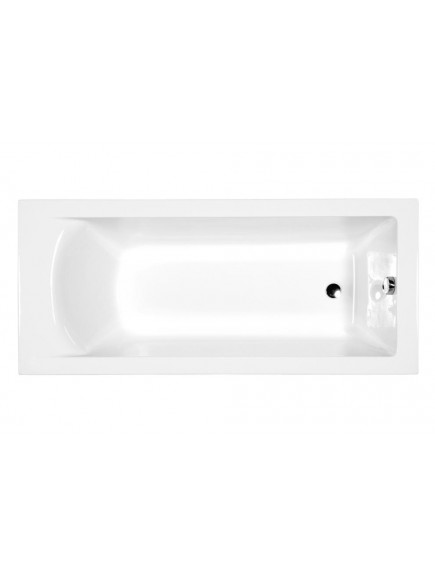 M-Acryl FRESH kád 160x70 előlap nélküli