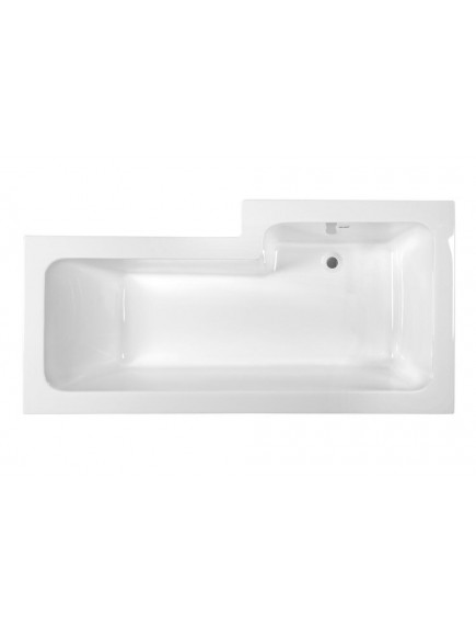 M-Acryl LineA zuhanyteres kád 150x70/85 előlap nélküli jobb