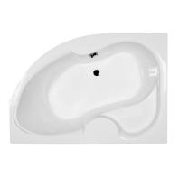 M-Acryl AZALIA zuhanyzóteres sarokkád 160x105 előlap nélküli