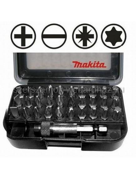 Makita fúró- csavarbehajtó készlet 31 db-os standard (D-30667)