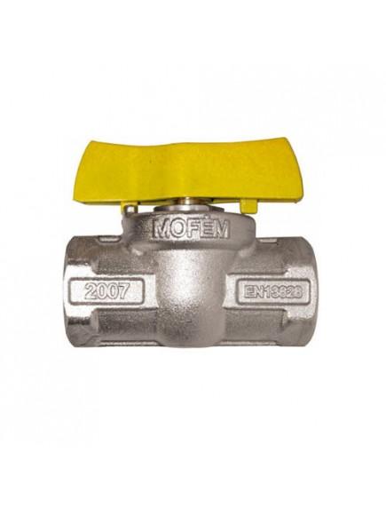 Mofém gáz gömbcsap 1