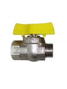 Mofém gáz gömbcsap 1/2 fix kb menettel