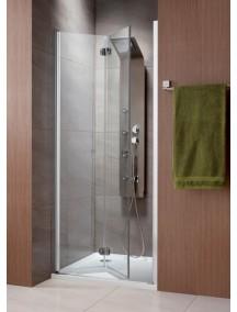 Radaway EOS DWB 70 balos zuhanyajtó átlátszó üveggel, króm profillal 37883-01-01NL
