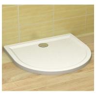 Radaway Delos P zuhanytálca 1000x900x150 mm, előlappal