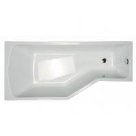 RAVAK BeHappy akryl kád (jobbos) 170x75cm, hófehér