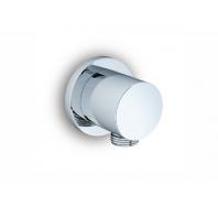 RAVAK fali zuhany csatlakozó 701.00, króm színű