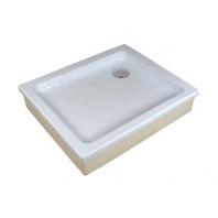 RAVAK kaskada ANETA EX zuhanytálca, 75,5x90,5x18,5 cm, fehér