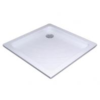 RAVAK kaskada ANGELA 90 LA zuhanytálca, 90,5x90,5x9,5 cm, fehér