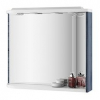 RAVAK M780 tükör, 780 x 160 x 680 mm, fehér. JOBBOS