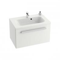 RAVAK  SD 600 Chrome szekrény a mosdó alá (fehér/fehér)