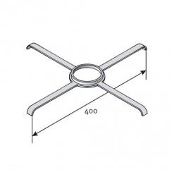 Tricox központosító, 80mm (2db)