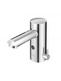 Schell Modus E elektronikus mosdócsaptelep, HD-M (magasnyomású-kevert víz) típus 12 V-os elemmel, króm