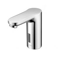 Schell Celis elektronikus mosdó csaptelep, hideg v. előkevert vízre, króm, 230v