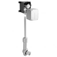 Schell Compact II falba építhető WC-öblítőszelep, beépítőszett mechanikus vagy elektronikus működtetéshez