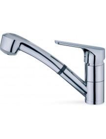 Teka MTP 978 mosogató csaptelep, kihúzható zuhanyfejjel